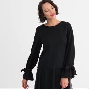 Agnes & Dora | Bow Sleeve Sweater NWT